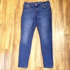 Old Navy | 🌺 Mid Rise Rockstar Skinny Jeans